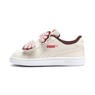 PUMA Smash v2 Butterfly Baby Girls' Trainers ()