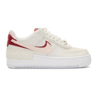 Nike Off-White Shadow Air Force 1 Sneakers