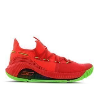 Under Armour Curry 6 - Heren Schoenen - 3020612-607