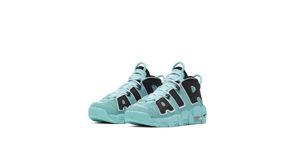 Air More Uptempo Tiffany (GS)