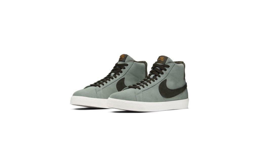 Nike SB Blazer Mid Jade Horizon