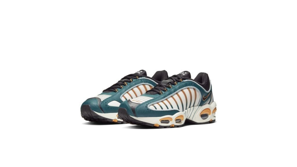 Air Max Tailwind 4 Deep Green