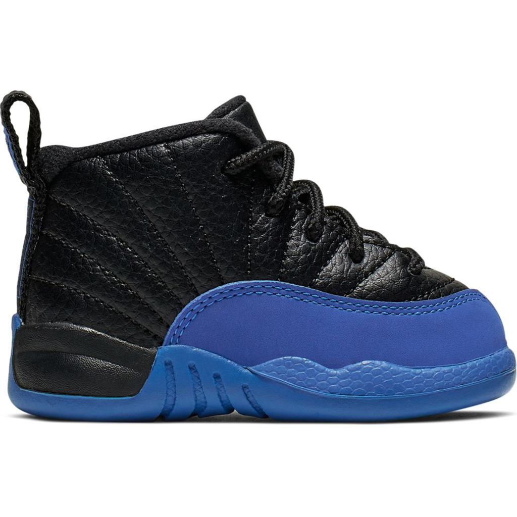 Jordan 12 Retro Black Game Royal (TD)
