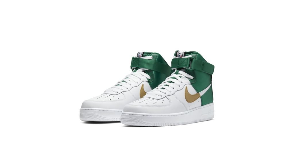 Air Force 1 High NBA Celtics