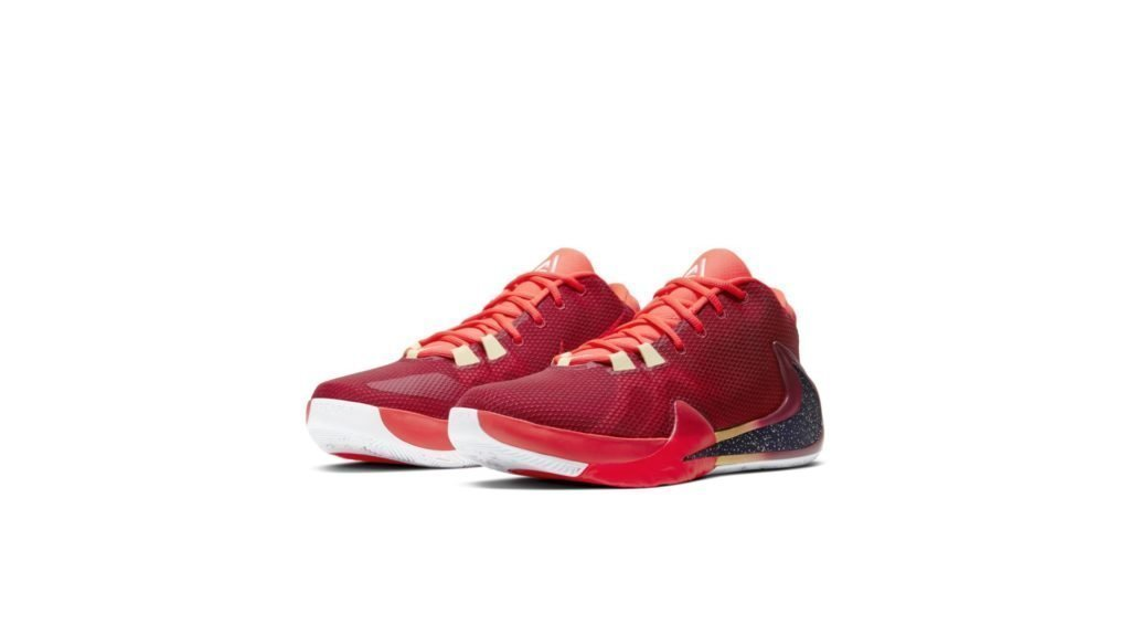 Nike Zoom Freak 1 Noble Red