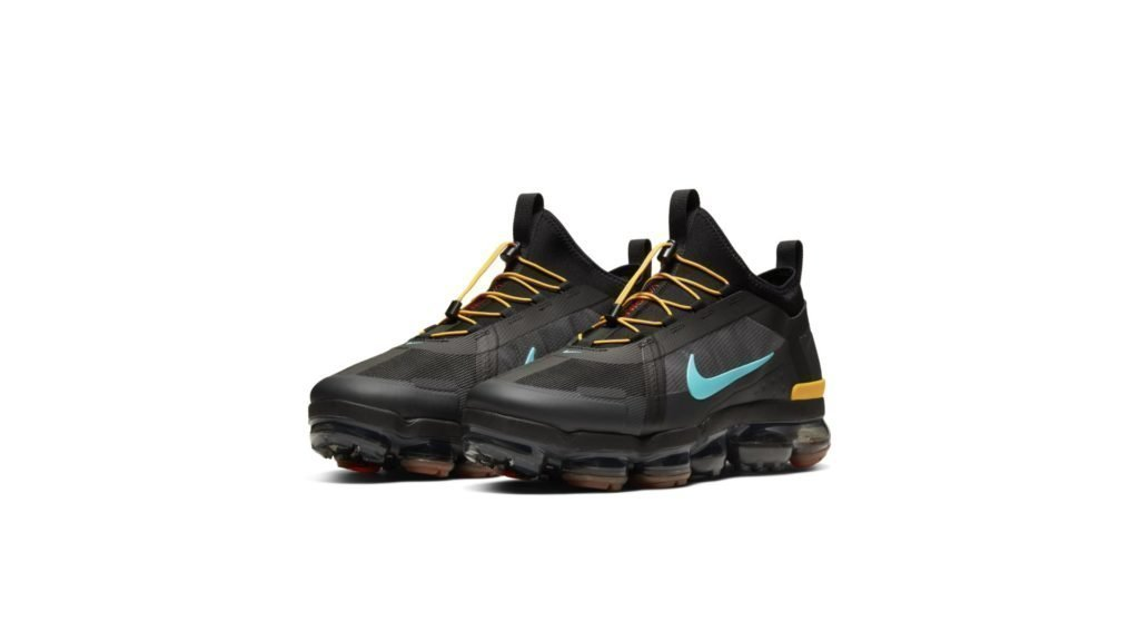 Air VaporMax 2019 Utility Black Cosmic Clay Teal Nebula