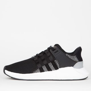 Adidas Equipment Support 93/17 Core Black/Core Black/Footwear White