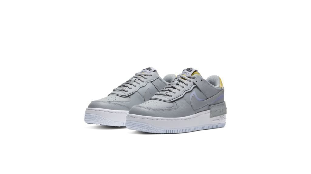 Air Force 1 Shadow Wolf Grey Lavender Mist (W)
