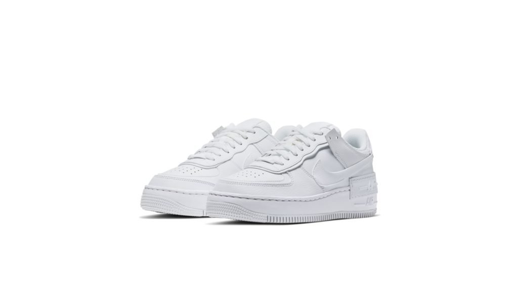 Air Force 1 Shadow Triple White (W)