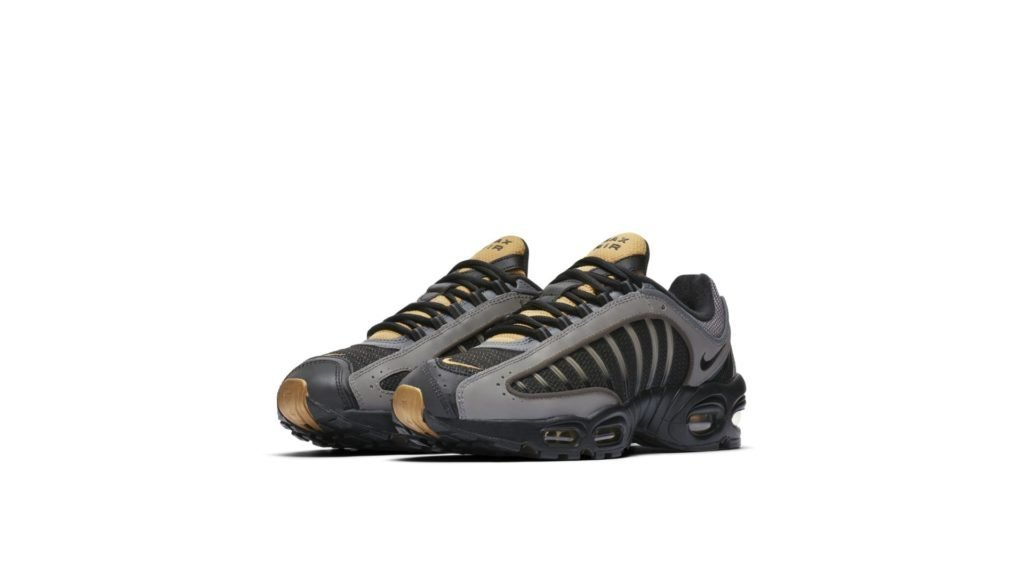 Air Max Tailwind IV Black Metallic Pewter