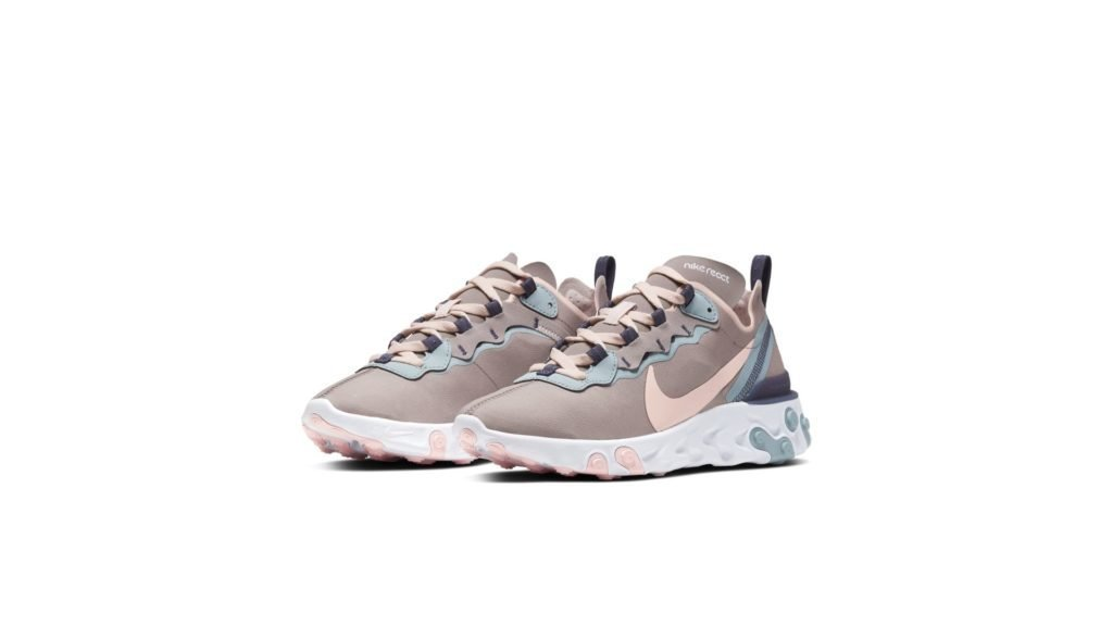 Nike React Element 55 Pumice Sanded Purple (W)