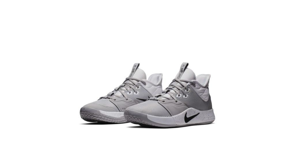 Nike PG 3 Team Wolf Grey