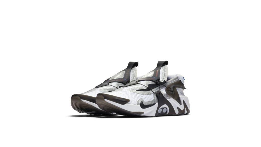 Nike Adapt Huarache White Black (UK Charger)