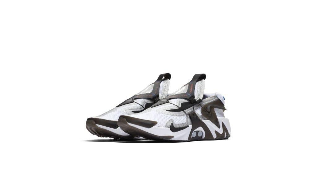 Nike Adapt Huarache White Black (EU Charger)