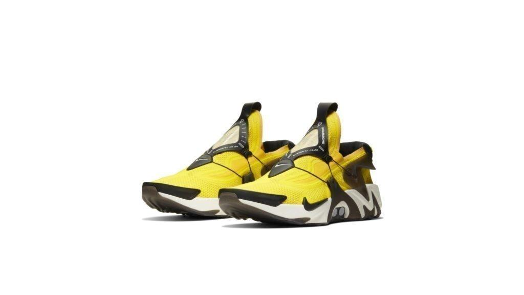 Nike Adapt Huarache Opti Yellow (EU Charger)