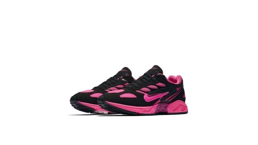 Air Ghost Racer Black Pink