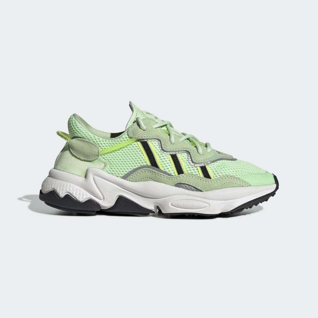 adidas Ozweego Glow Green (GS)