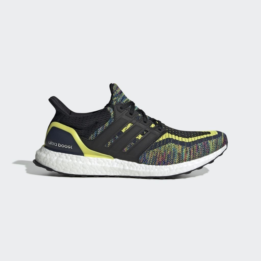 adidas Ultra Boost Shock Yellow