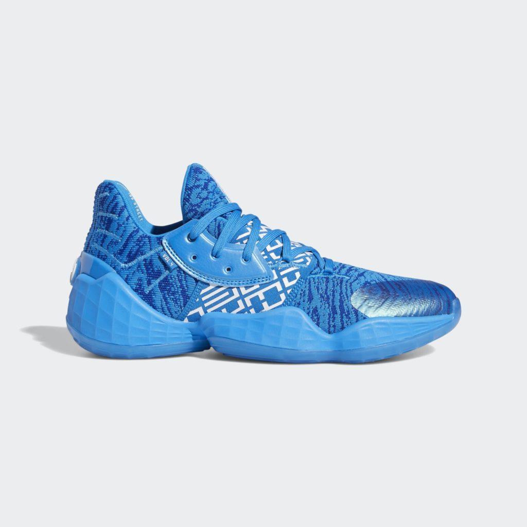 adidas Harden Vol. 4 Royal Bright Blue