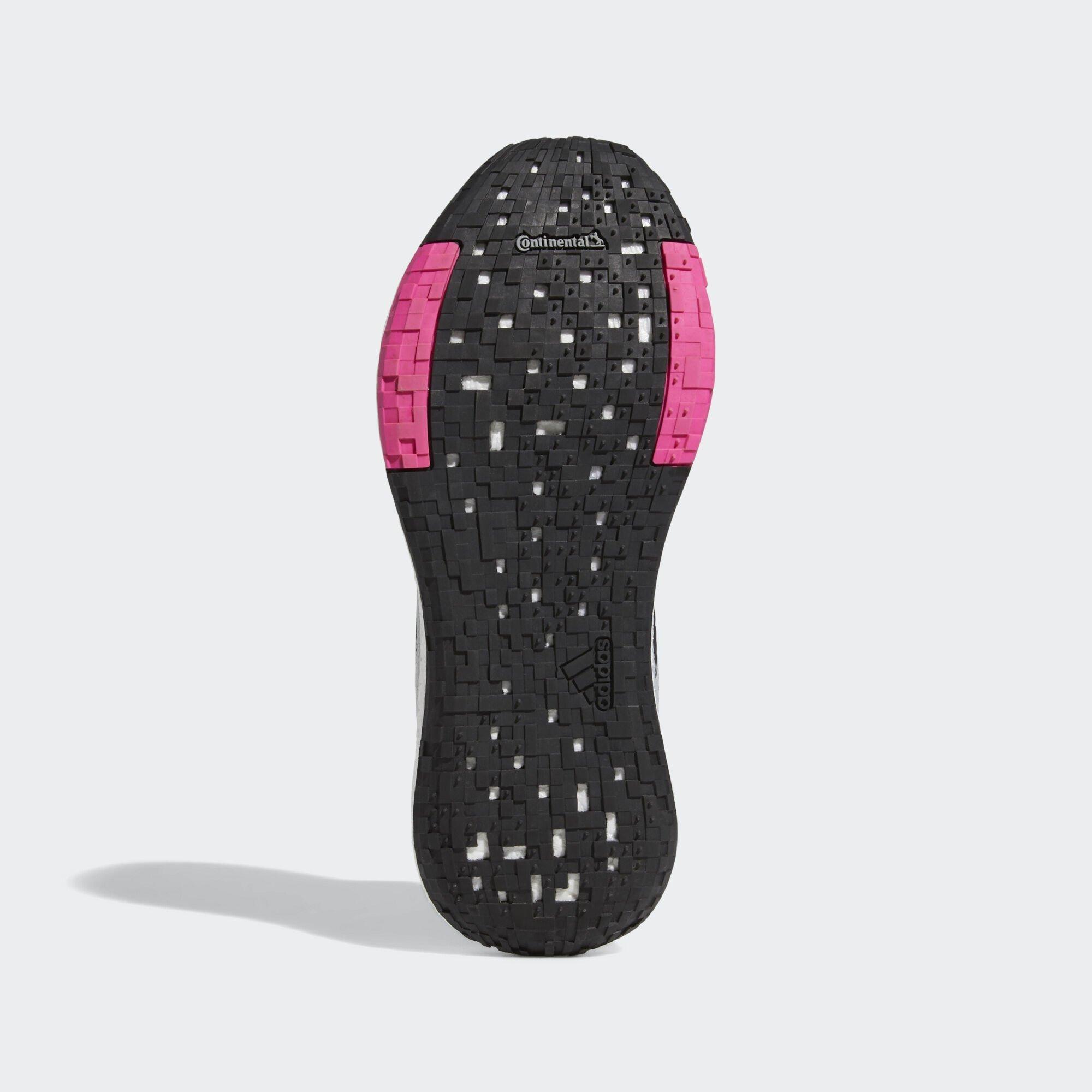 adidas Pulseboost HD Winter Grey Black Pink (W) (FU7327)