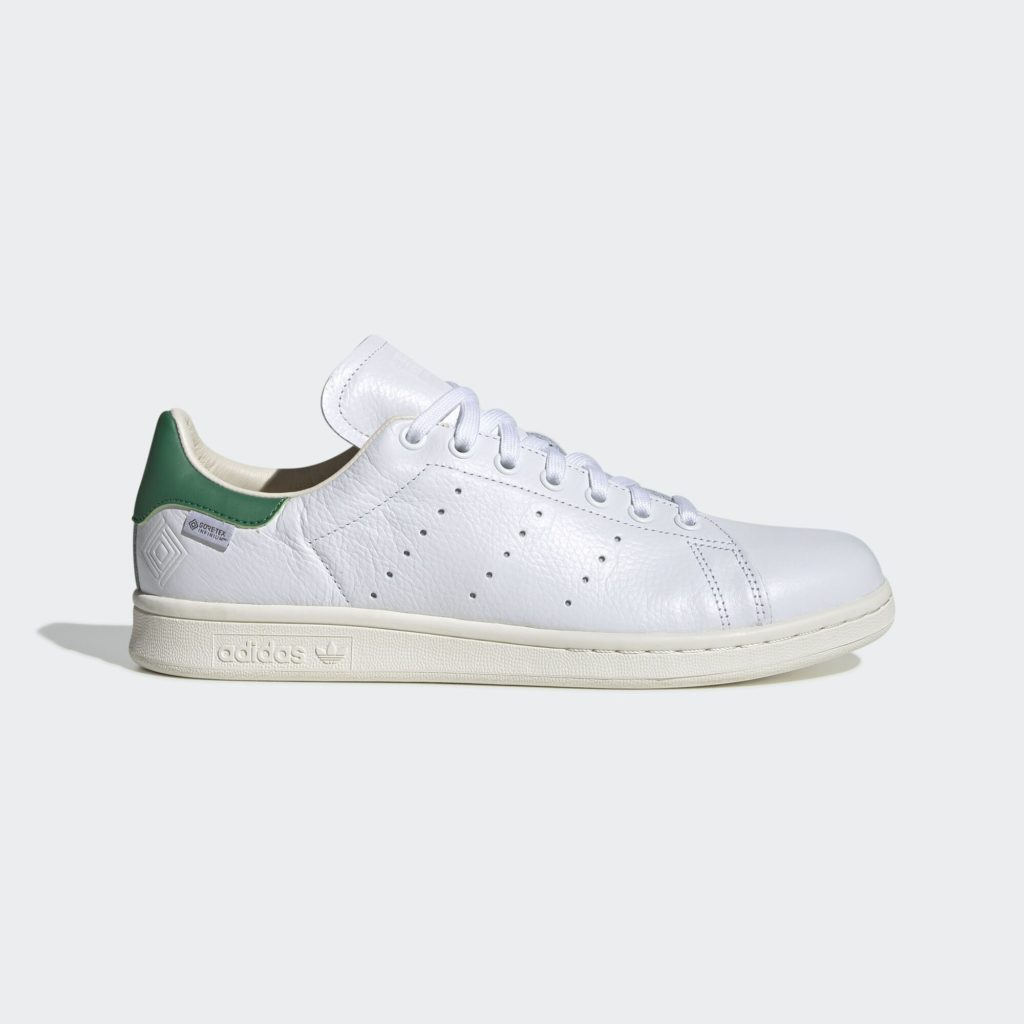 adidas Stan Smith Gore-tex White Green