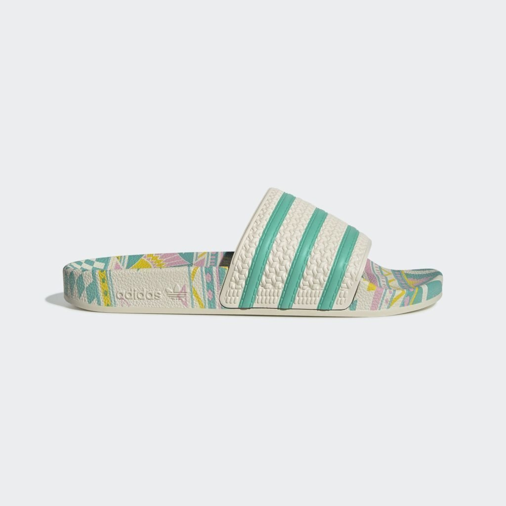 adidas adilette Arizona Green Tea with Lemon