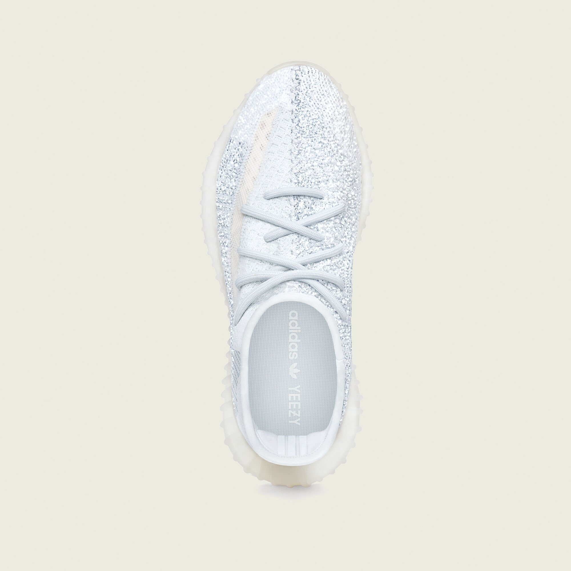 adidas Yeezy Boost 350 V2 Cloud White (Reflective) (FW5317)