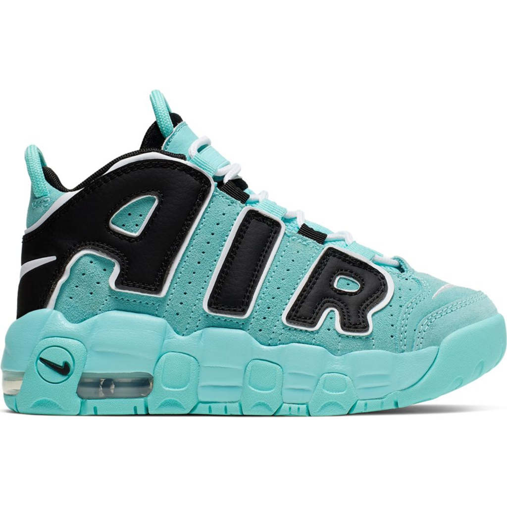 Air More Uptempo Light Aqua (PS)