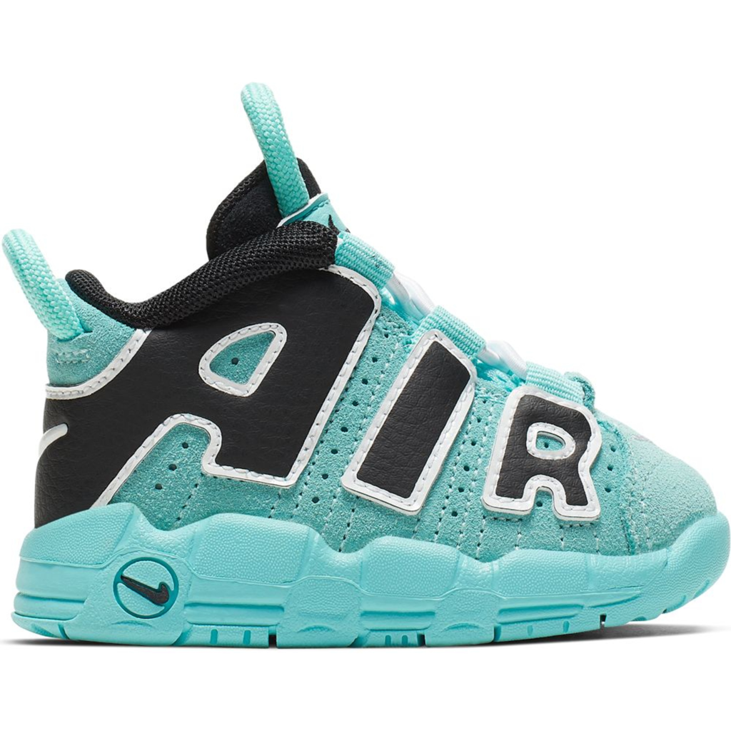 Air More Uptempo Light Aqua (TD)