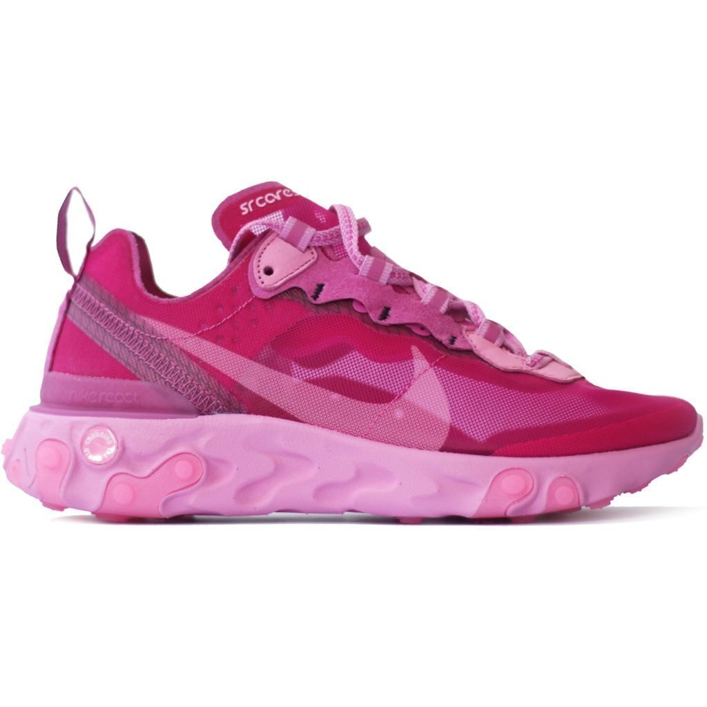 Nike React Element 87 Sneakerroom Breast Cancer Awareness Pink
