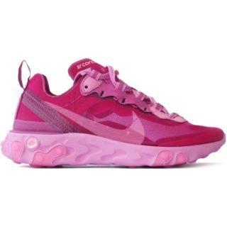 Nike React Element 87 Sneakerroom Breast Cancer Awareness Pink