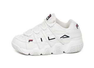 FILA Heritage Wmn Uproot Low (White / Fila Navy / Fila Red)