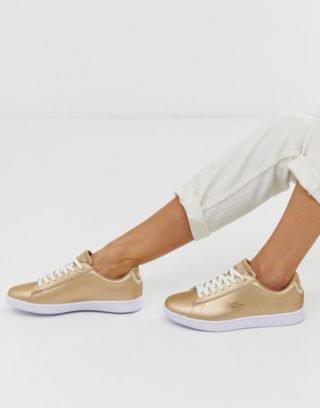 Lacoste Overige sneakers (Goud)