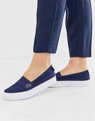 Lacoste Overige sneakers (Marineblauw)