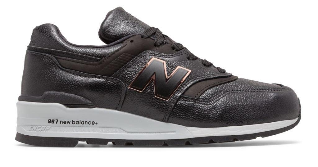 New Balance 997 Black Gold