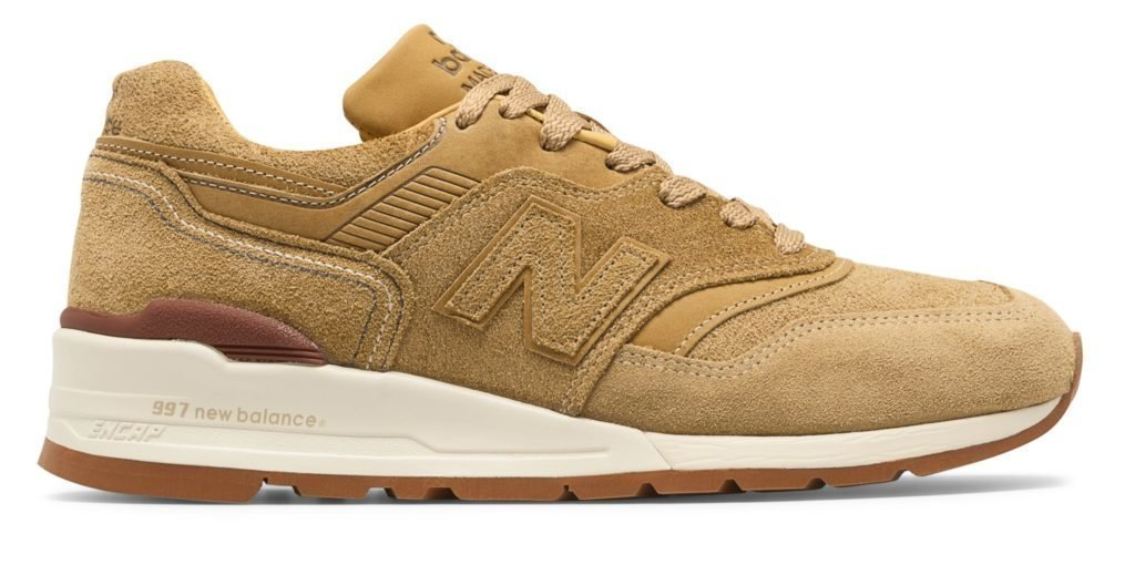 New Balance 997 Red Wing