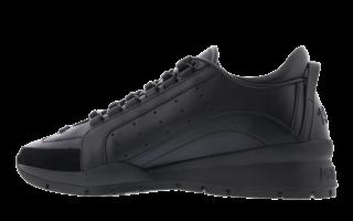 551 Sneaker Pernament Zwart