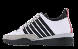 251 Pernament Sneaker Wit