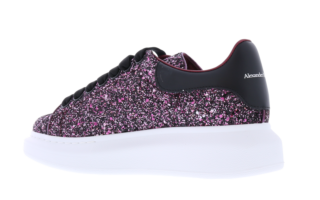 Full Glitter Xl Outsole Rood