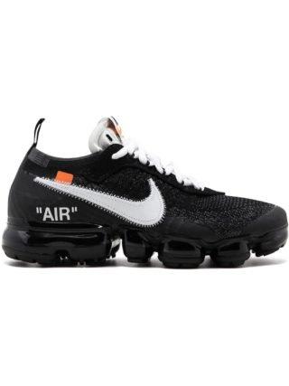 Nike Nike x Off-White The 10: Air Vapormax FK (zwart)