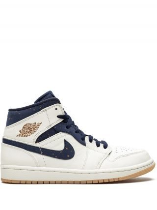 Jordan Air Jordan 1 Jeter sneakers - Wit