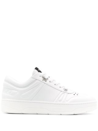 Jimmy Choo Hawaii low-top sneakers - Wit