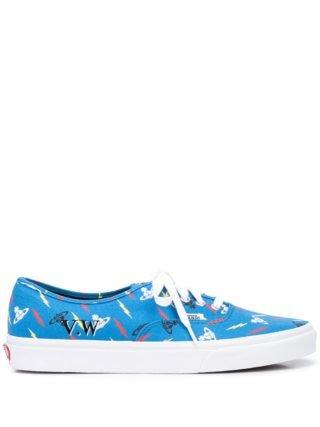Vans Vivienne Westwood x Vans low-top sneakers (blauw)