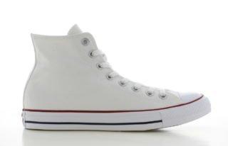 Converse All Star Hi White Dames