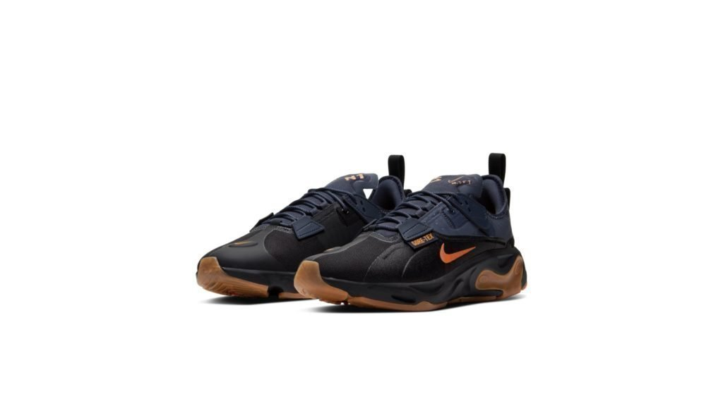 Nike React Type GTX Black Bright Ceramic