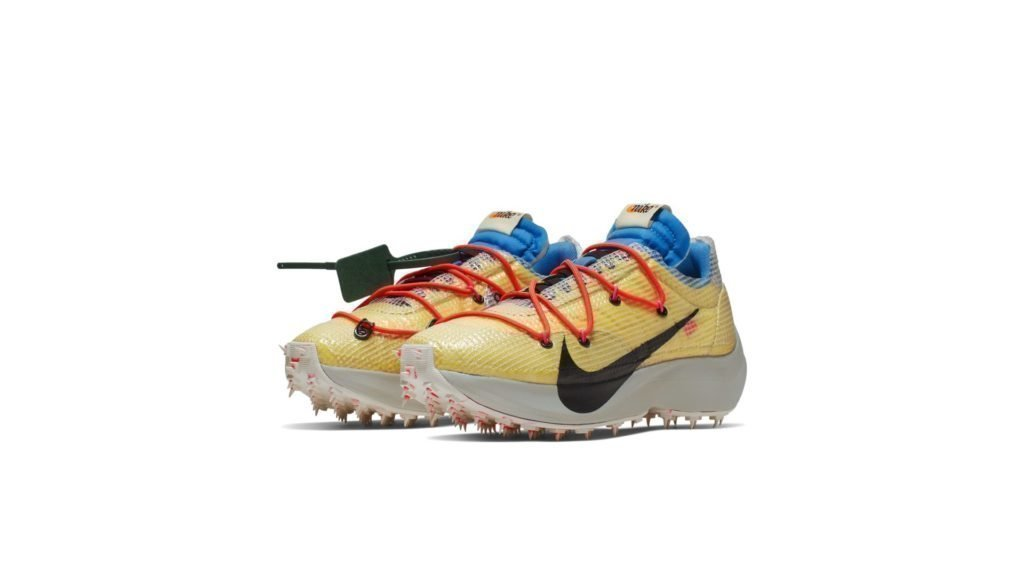 Nike Vapor Street Off-White Tour Yellow (W)