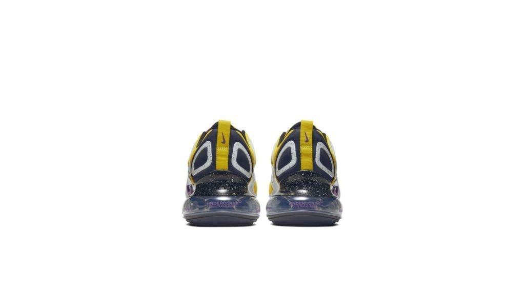 Nike Air Max 720 Undercover Bright Citron (CN2408-700)