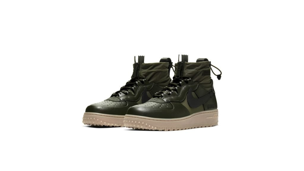 Air Force 1 Winter Gore-tex Sequoia