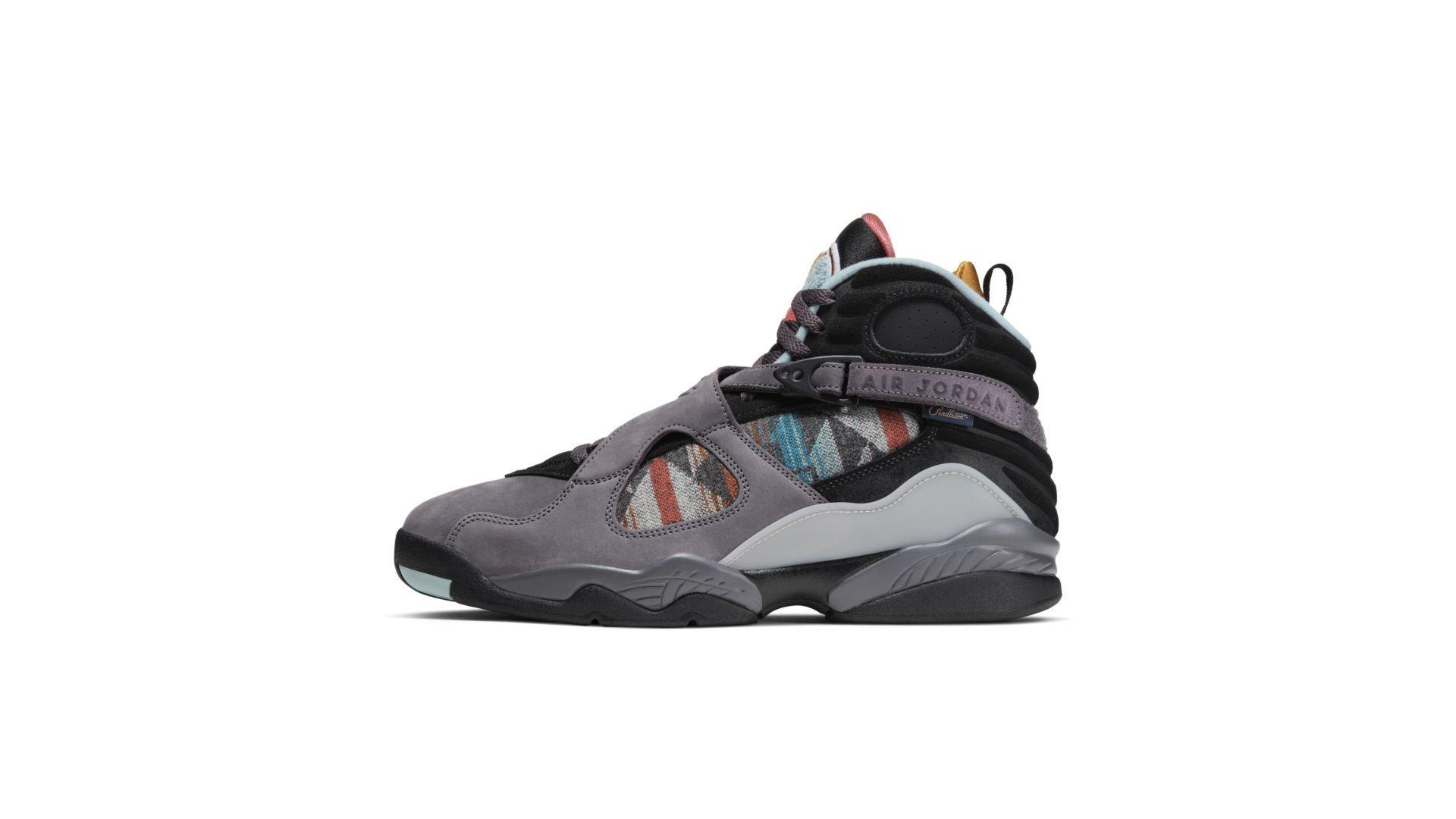 Jordan 8 Retro N7 (2019) (CQ9601-001)