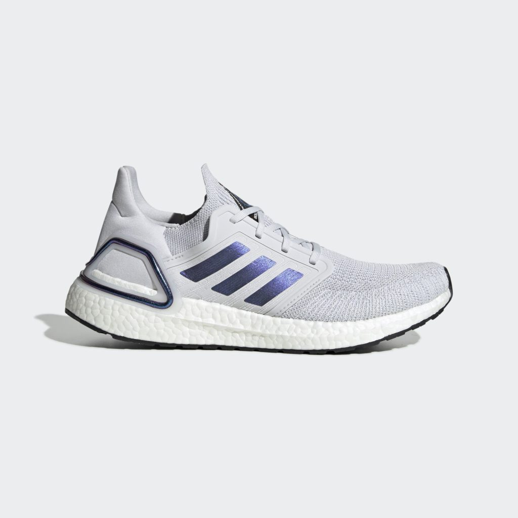 adidas Ultra Boost 2020 ISS US National Lab Dash Grey Blue Violet